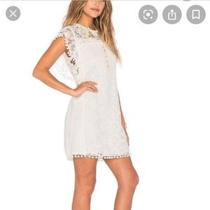 Tularosa White Dress